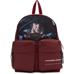 Undercover Red A Clockwork Orange Alex Backpack 192414M16600101GB