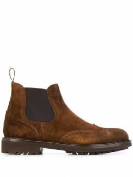 Doucal's ботинки с брогированием DU1249OTTAUF024