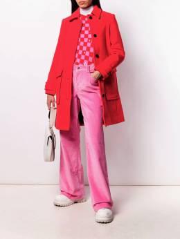 Marc Jacobs свитер The Checkered M4008040