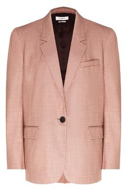 Коричневый шерстяной пиджак Verix Isabel Marant Etoile 958148638