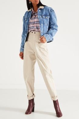 Джинсовая куртка Nolinea Isabel Marant Etoile 958148639