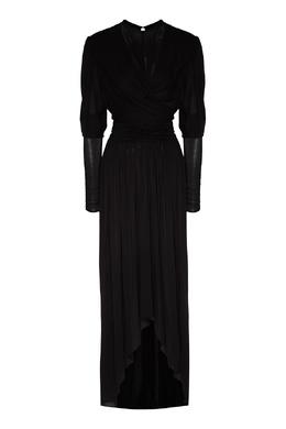 Присборенное платье Jucienne Isabel Marant 140148843