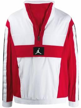 Nike джемпер Jordan с воротником на молнии AV1834