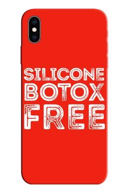 Красный дизайнерский чехол для iPhone Xs Max Mishraboo 3016149838
