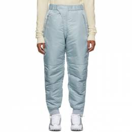 Ambush Blue M41 Paint Trousers 192820M19100303GB