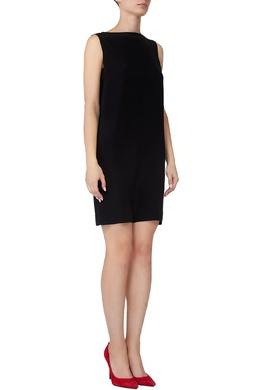 Платье с глубоким вырезом сзади Saint Laurent 1531150121