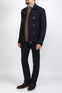 Короткая куртка-дафлкот Dsquared2 1706150002