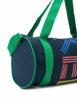 Kenzo Kids сумка в стиле колор-блок с логотипом KP9551804