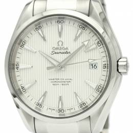 Omega Silver Stainless Steel Seamaster Aqua Terra Master Co-Axial 231.10.42.21.02.003 Men's Wristwatch 41.5MM 220974