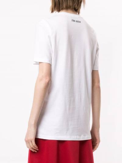 Être Cécile - футболка Glamorama MT939855650000000000 - 4