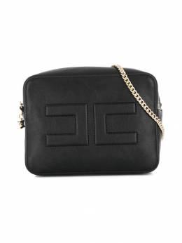 Elisabetta Franchi La Mia Bambina сумка с тисненым логотипом EFBO280096UE010