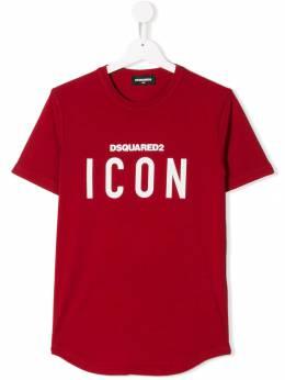 Dsquared2 Kids футболка Icon DQ02M8D00MR