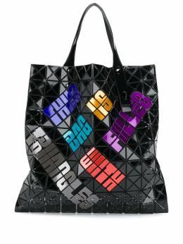 Bao Bao Issey Miyake сумка-тоут Typography BB98AG818