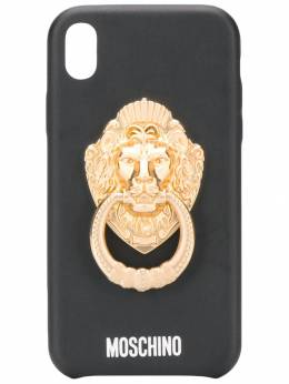 Moschino чехол для iPhone X/XS A79368304