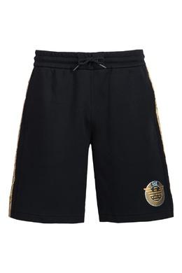 """Черные шорты с логотипом """"Armani"""" Ea7 2944149739"""