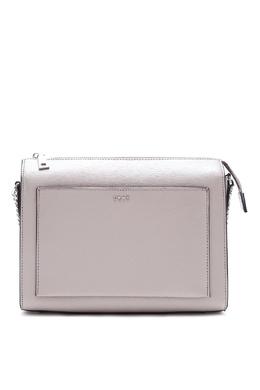 Серая сумка с карманом DKNY 1117149138