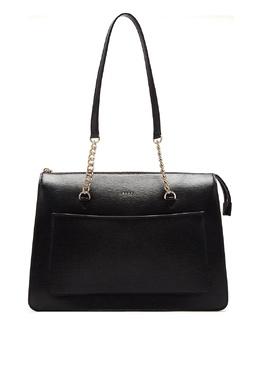 Черная сумка с цепочками DKNY 1117149120