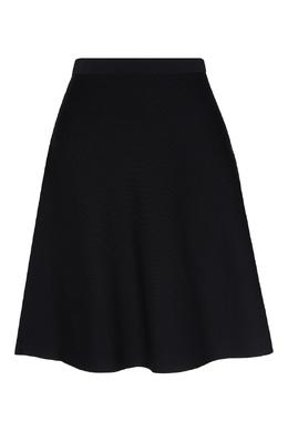 Черная юбка DKNY 1117149006