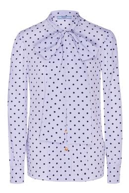 Блузка в горошек Prada 40150466