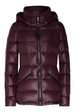 Фиолетовая стеганая куртка DKNY 1117149013