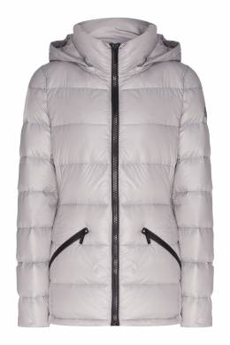 Серая стеганая куртка DKNY 1117149028
