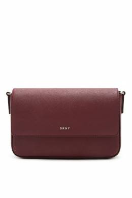 Бордовая сумка-кроссбоди DKNY 1117149153