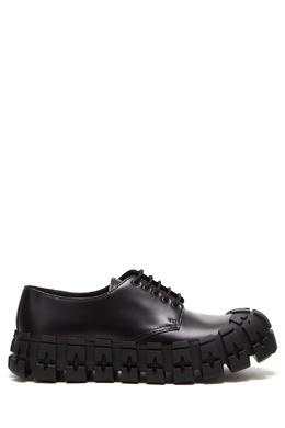 Туфли на массивной подошве с протектором Prada 40150680