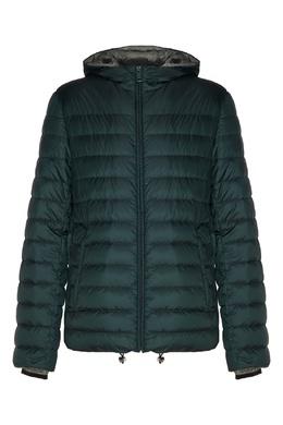 Тонкая стеганая куртка Prada 40150698