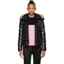 Moncler Black Down Armoise Jacket E2093453101668950