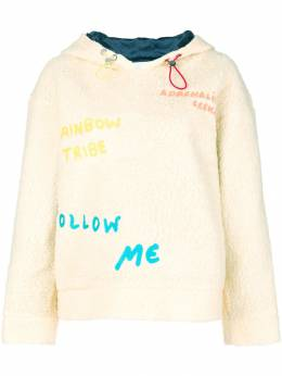 Mira Mikati embroidered hoodie TOP007AW18M