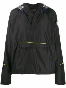 Les Hommes спортивная куртка с капюшоном LHO357250B9002