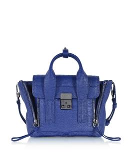 Pashli Mini - Сумка Оттенка Синий Кобальт 3.1 Phillip Lim AC00-0226SKC COBALT