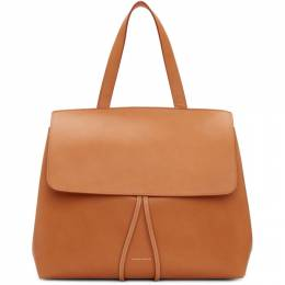 Mansur Gavriel Tan Lady Bag 192662F04600501GB