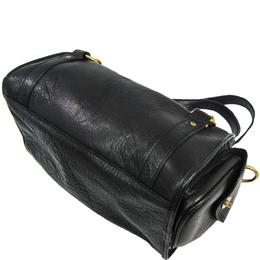 Mulberry Black Leather Shoulder Bag 223258