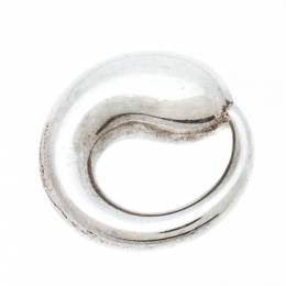 Tiffany & Co. Elsa Peretti Eternal Circle Silver Pendant 220775