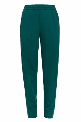 Зеленые брюки из трикотажа Alexander Terekhov 74150610