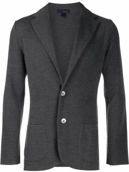 Lardini однобортный пиджак узкого кроя ILLJM56IL53001