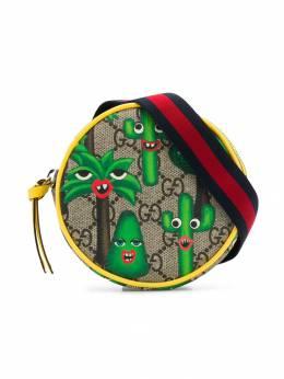 Gucci Kids сумка на плечо с узором GG и принтом 502330HNSAN