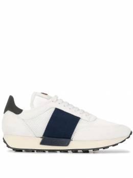 Moncler кроссовки на шнуровке 202810001A72