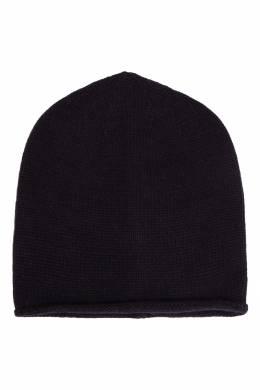 Темно-синяя шапка-бини Peserico 1501151525
