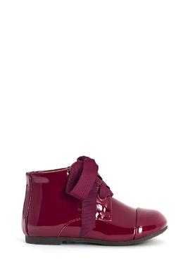 Лаковые ботинки с лентами Jane Age Of Innocence 1396151820