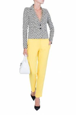 Желтые брюки Iceberg 1214152049