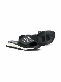 Dsquared2 Kids шлепанцы Icon 59804