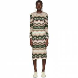 M Missoni Multicolor Crochet Dress 192269F05400307GB