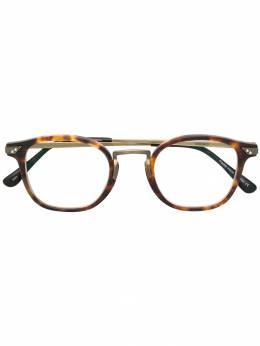 Matsuda солнцезащитные очки с многослойным эффектом 2808H
