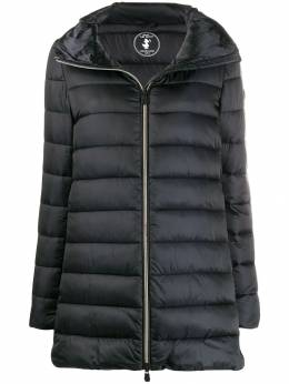 Save The Duck zip-front padded coat D4362WIRIS9