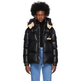 Moncler Black Down Wilson Jacket E2093468358068950