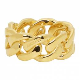 Ambush Gold Chain 3 Ring 192820M14700303GB
