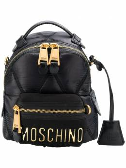 Moschino small quilted backpack B76068207