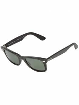 Ray Ban солнцезащитные очки в прямоугольной оправе RB2140